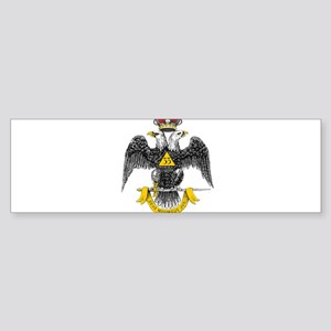33_eagle_hi_res Bumper Sticker