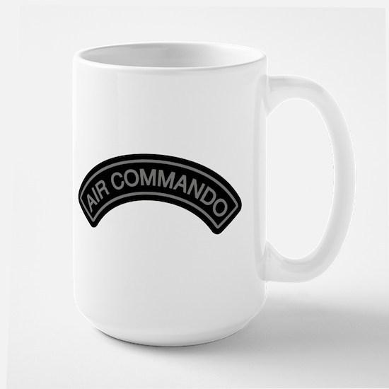 Air Commando Rocker Tab Mugs