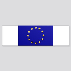 EU European Union Bumper Sticker
