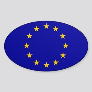 EU European Union Sticker