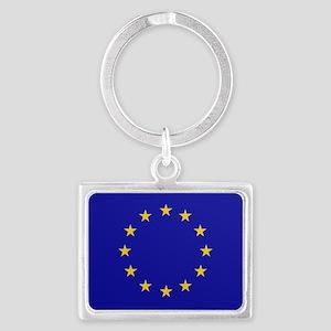 EU European Union Keychains