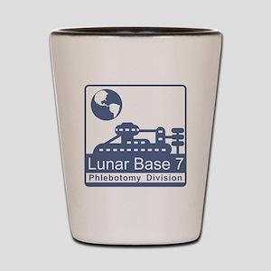 Phlebotomy / Lunar Base 7 Shot Glass