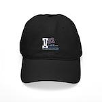 I-82 Baseball Hat Black Cap