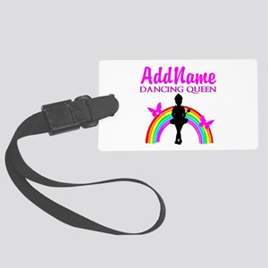 DANCING QUEEN Large Luggage Tag