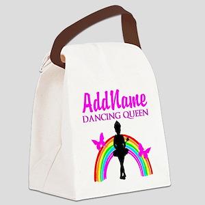 DANCING QUEEN Canvas Lunch Bag