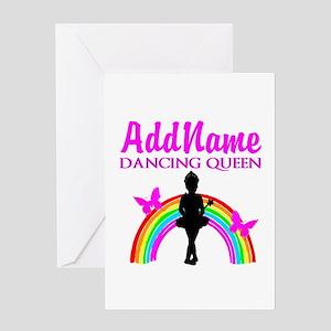 DANCING QUEEN Greeting Card