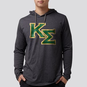 Kappa Sigma Letters Long Sleeve T-Shirt
