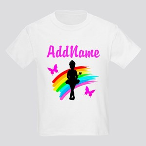 DANCING GIRL Kids Light T-Shirt
