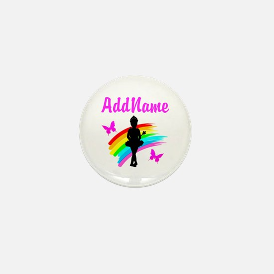 DANCING GIRL Mini Button