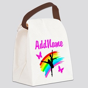 BALLERINA Canvas Lunch Bag