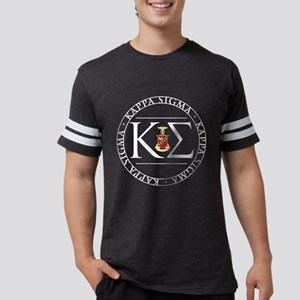 Kappa Sigma Circle Mens Football Shirt