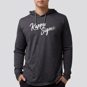 Kappa Sigma Mens Hooded Shirt