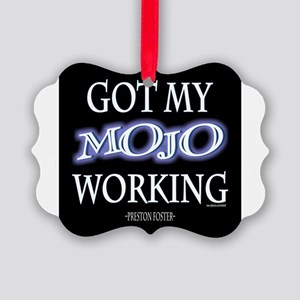 Mojo Working Ornament