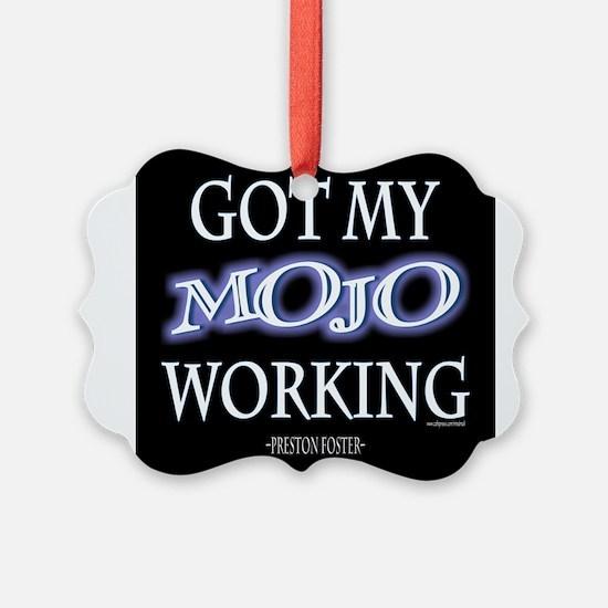 Mojo Working Ornament