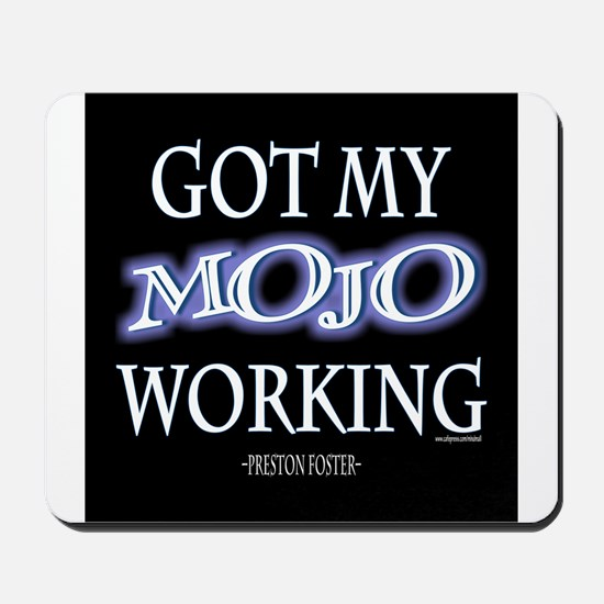 Mojo Working Mousepad