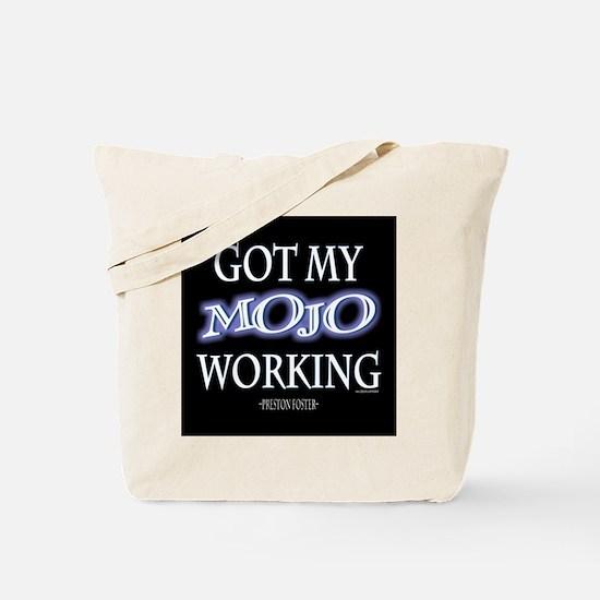 Mojo Working Tote Bag