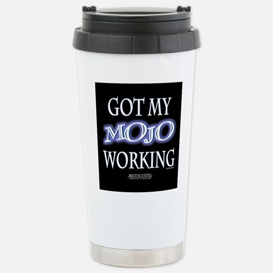 Mojo Working Travel Mug
