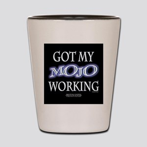 Mojo Working Shot Glass