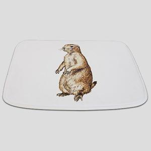 Prairie Dog Bathmat