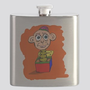 Pop goes the Weasel Flask