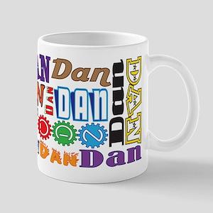 Dan 11 Oz Ceramic Mug Mugs