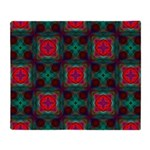 Abstract Fractal Pattern Throw Blanket