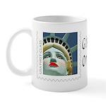 Miss Liberty Mug