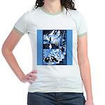 Vintage African Animals Jr. Ringer T-Shirt