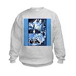 Vintage African Animals Kids Sweatshirt