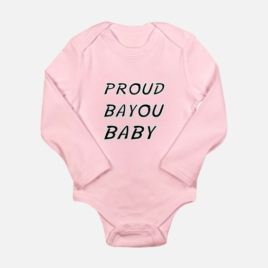 PROUD BAYOU BABY 2 Body Suit