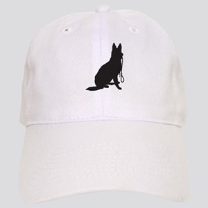 Shepherd with Leash Cap