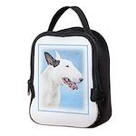 Bull Terrier Neoprene Lunch Bag