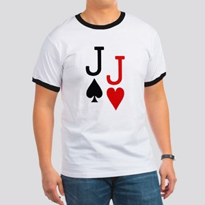 Pocket Jacks Poker Ringer T