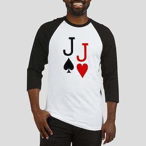 Pocket Jacks Poker Baseball Jersey