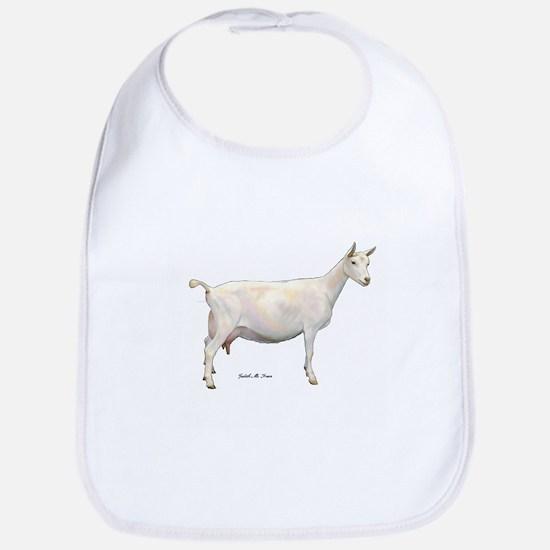 Saanen Dairy Goat Bib
