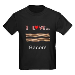 I Love Bacon T