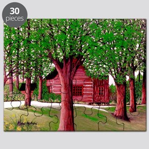 Cabin in the Woods Puzzle
