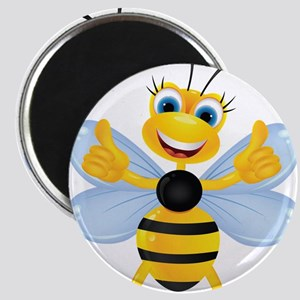 Thumbs up Bee Magnets
