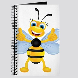 Thumbs up Bee Journal