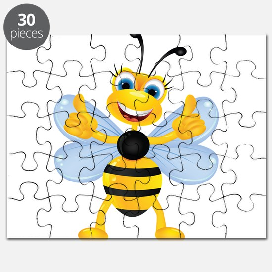 Thumbs up Bee Puzzle