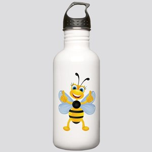 Thumbs up Bee Water Bottle