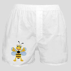 Thumbs up Bee Boxer Shorts
