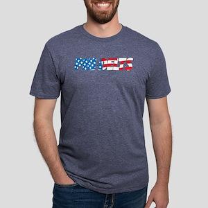 Phi Delta Theta Phi Delts Mens Tri-blend T-Shirt