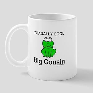 Toadally cool big cousin Mug