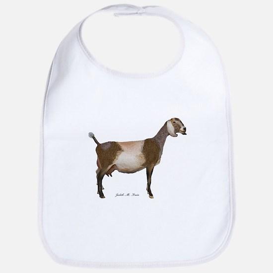 Nubian Dairy Goat Bib