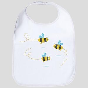 Bee Trio Bib