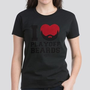 Black/Red Women's T-Shirt