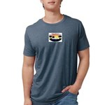 WWW Generic Logo Mens Tri-blend T-Shirt