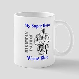 My Super Hero Police Mugs