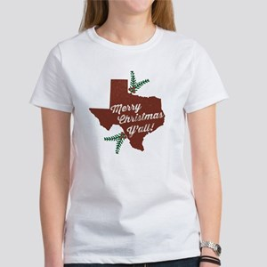 Merry Christmas Y'all! Women's T-Shirt